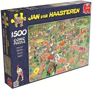 Jan van Haasteren - Minigolf - 1500 Teile