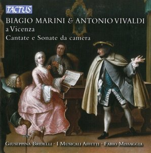 Biagio Marini & Antonio Vivaldi a Vicenza