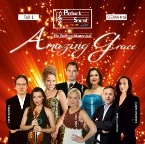 Amazing Grace Teil 1 - Gemafreie Weihnachtsmusik