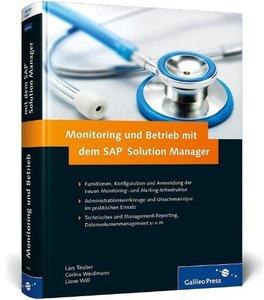 Monitoring und Betrieb mit dem SAP Solution Manager