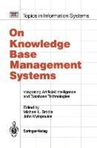 On Knowledge Base Management Systems