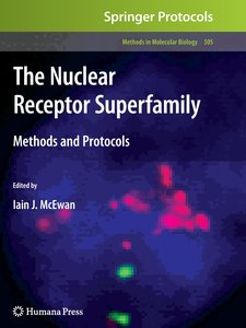 The Nuclear Receptor Superfamily