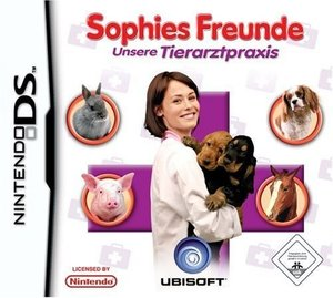 Sophies Freunde - Unsere Tierarztpraxis