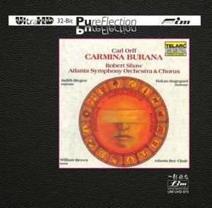 Carmina Burana-UHD-CD 32 bit-Mastering