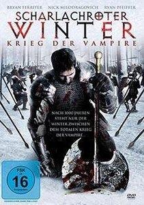 Scharlachroter Winter-Krieg der Vampire