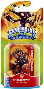 Skylanders Swap Force - Single Character - New Core (Smolderdash
