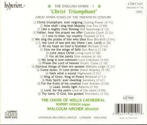 Christ Triumphant-Engl.Hymns 1