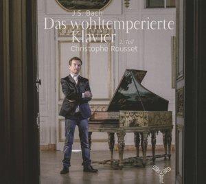Das Wohltemperierte Klavier 2