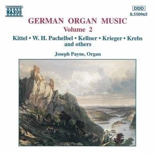 Deutsche Orgelmusik Vol.2