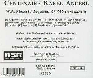 Karel Ancerl zum 100.Geburtstag