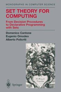 Set Theory for Computing