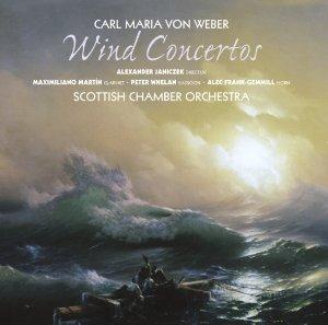 Weber Wind Concertos