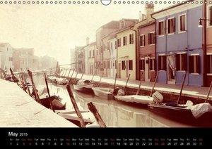 Nostalgic Boats (Wall Calendar 2015 DIN A3 Landscape)