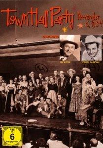 At Town Hall Party-November 6,1954