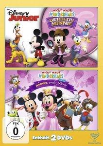 Micky Maus Wunderhaus - Detektiv Minnie & Minnies große Party