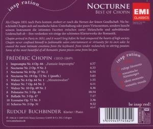 Nocturne-Best Of Chopin