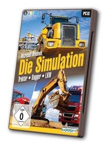 Die Simulation - LKW, Traktor & Bagger