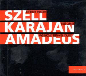 Karajan-Szell-Amadeus