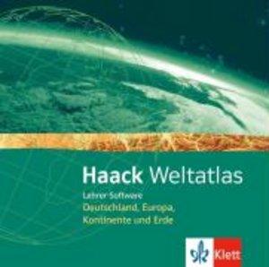 Haack Weltatlas für die Sekundarstufe I. Lehrer-Software Deutsch