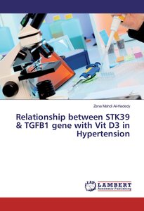 Relationship between STK39 & TGFB1 gene with Vit D3 in Hypertens