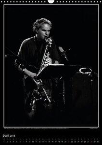 Rohwer, K: Jazz Moments (Wandkalender 2015 DIN A3 hoch)