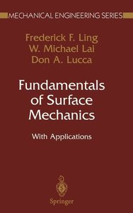 Fundamentals of Surface Mechanics