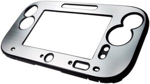 FACE:SHIELD -Aluminium Cover für Nintendo Wii U Gamepad