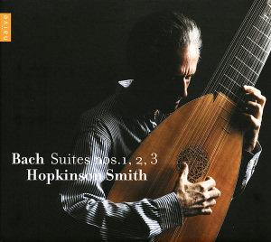 Cellosuiten 1,2 & 3 (BWV 1007,1008,1009)