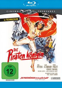 Die Piratenkönigin-Blu-ray Disc