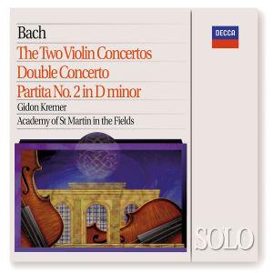 Die Violinkonzerte / Doppelkonzert. Klassik-CD