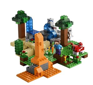 LEGO ® Minecraft 21116 - Creative Box