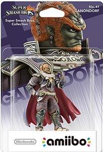 Amiibo - Nintendo SUPER SMASH BROS. Ganondorf No. 41, Figur