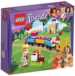 LEGO Friends 41111 - Partyzug