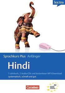 Hindi Sprachkurs Plus: Anfänger Selbstlernbuch