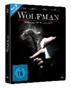 Wolfman-Ext Version Steelbook