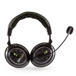 Turtle Beach Ear Force XP510 Gaming-Headset, Stereo-Kopfhörer fü