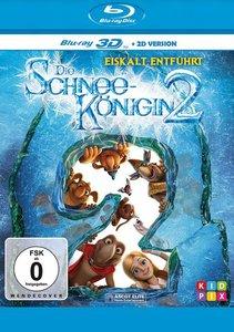 Die Schneekönigin 2-Blu-ray 3D
