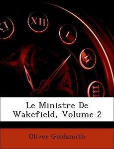 Le Ministre De Wakefield, Volume 2