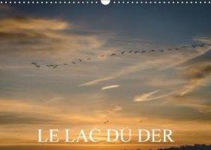 Le lac du Der (Calendrier mural 2015 DIN A3 horizontal)
