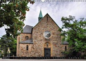 Bochum (Wandkalender 2016 DIN A3 quer)