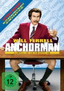 Anchorman - Die Legende von Ron Burgundy