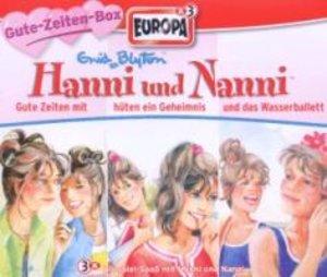 Hanni und Nanni Box 06. Gute Zeiten Box