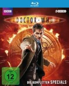 Doctor Who - Die kompletten Specials
