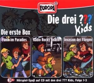 Die drei ??? Kids 3er-Box - Folgen 1-3 (Fragezeichen)