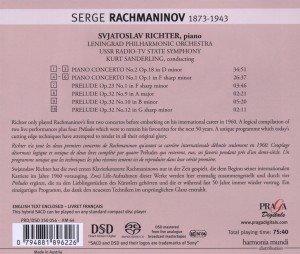 Klavierkonzerte 1 & 2/Preludes