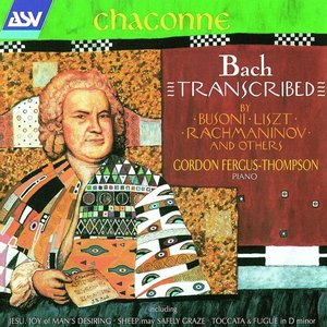 Chaconne-Bach Transcribed