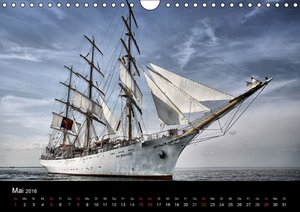 Segelimpressionen (Wandkalender 2016 DIN A4 quer)