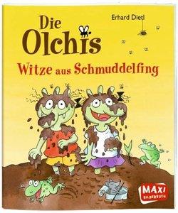 Die Olchis - Witze aus Schmuddelfing