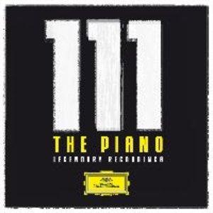 111 The Piano (111 Legendäre Aufnahmen) Ltd.Edt.