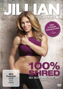 Jillian Michaels - 100% Shred - So schlank wie nie